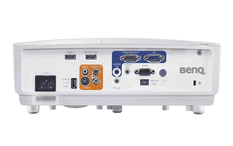 Máy chiếu BenQ MH741 độ sáng 4000 ANSI Lumens