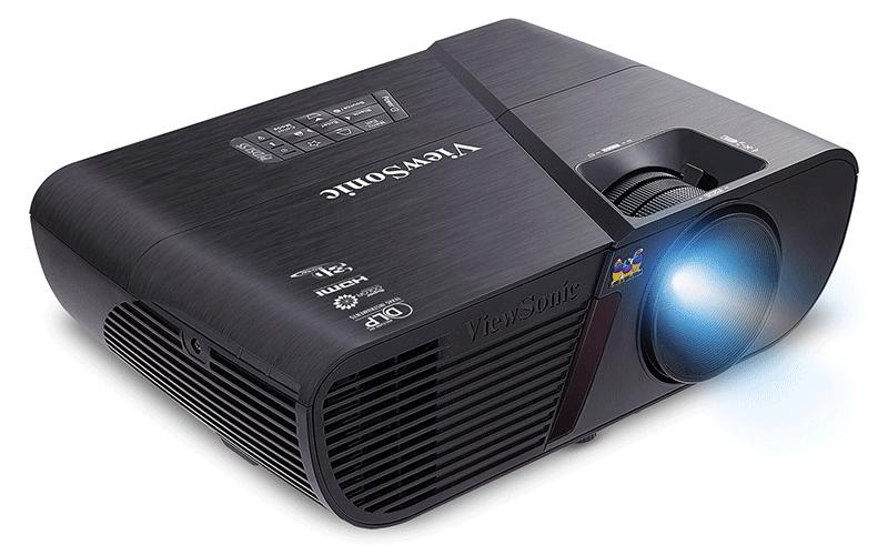 Máy chiếu ViewSonic PJD255XV công nghệ trình chiếu DLP