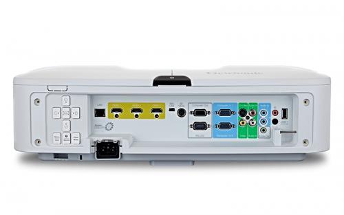 ViewSonic Pro8510L là máy chiếu chuyên dụng cho nhu cầu giải trí Full HD 3D
