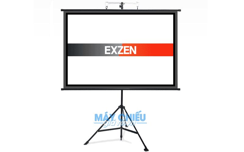 Màn chiếu 3 chân chính hãng EXZEN công nghệ Hàn Quốc