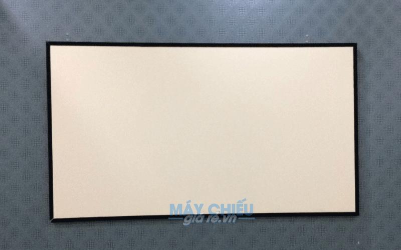 Màn chiếu khung chính hãng CineMax gia công bởi công ty VNPC
