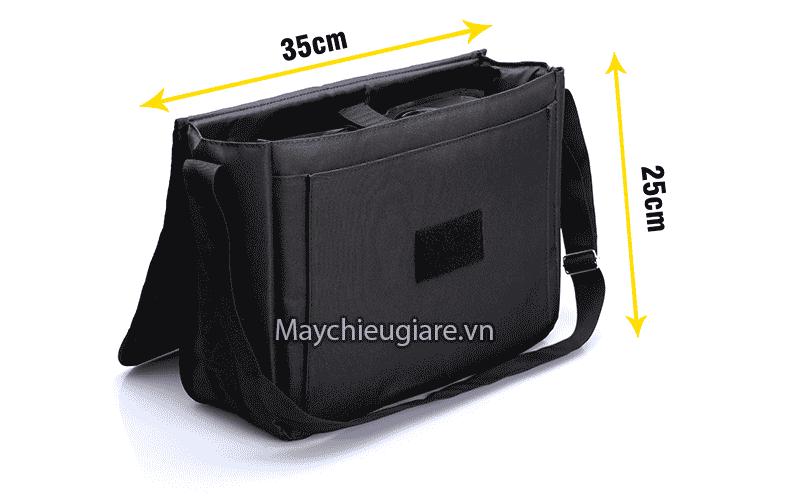 Bán túi xách máy chiếu VNPC 1 kích thước 35x25cm