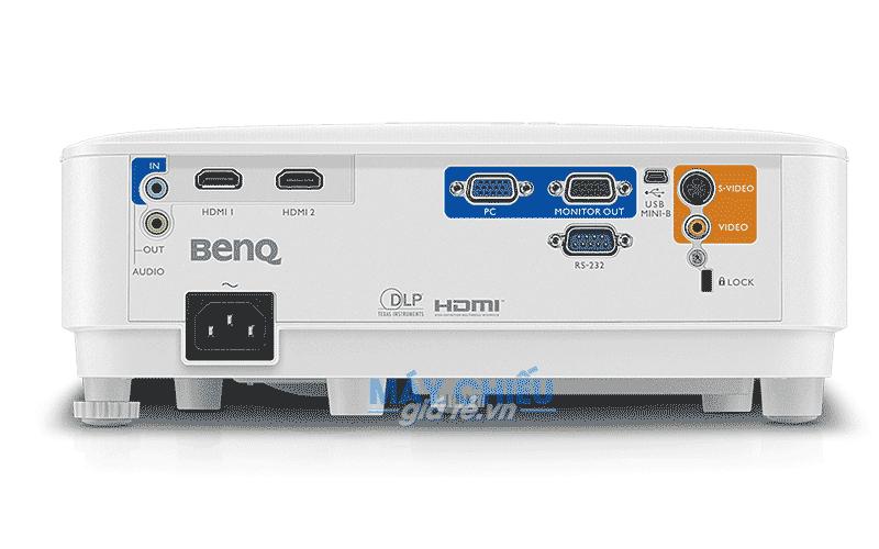 Máy chiếu BenQ MS550 giá rẻ độ sáng cao 3600Ansi công nghệ DLP