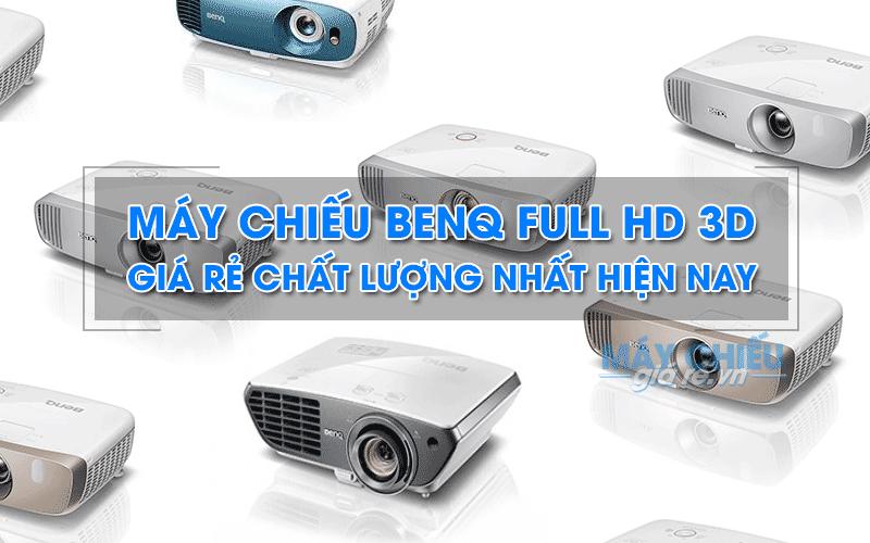 Máy chiếu BenQ Full HD cho gia đình đáng mua nhất hiện nay