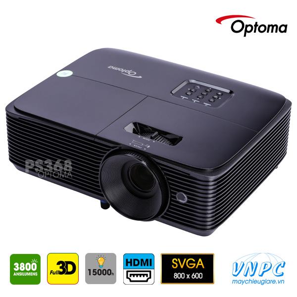 Optoma PS368 chính hãng giá rẻ nhất tại TpHCM & Hà Nội