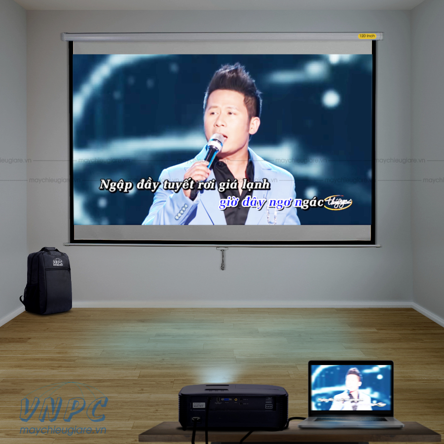 Optoma PS368 máy chiếu dùng hát karaoke tại nhà