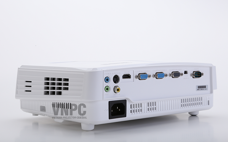 Máy chiếu BenQ MS527 với hệ số tương phản 13.000:1