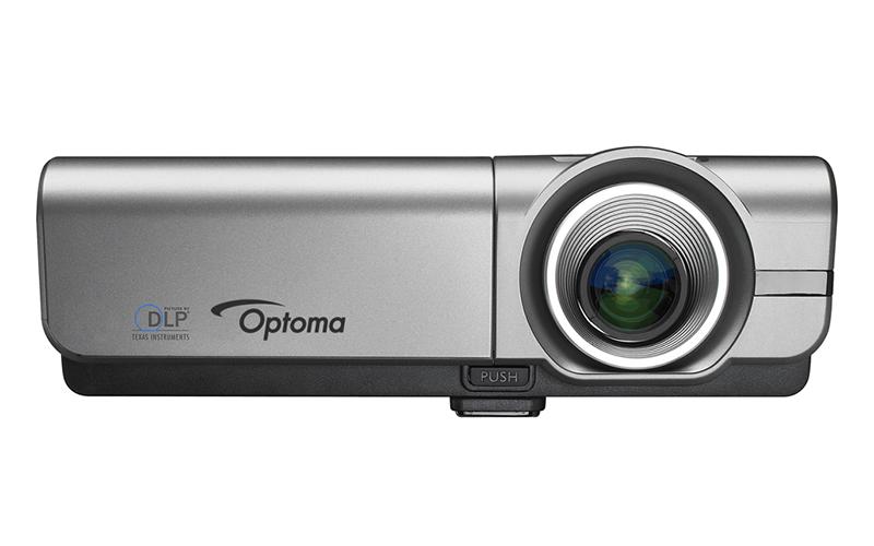 Máy chiếu Optoma EH500 có cường độ sáng 4700 lumen