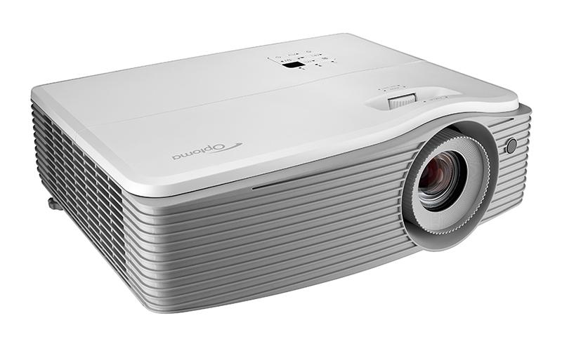 Máy chiếu Optoma EH502 Full HD chiếu phim 3D chất lượng cao