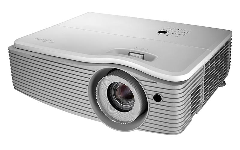 Máy chiếu Optoma EH502 Full HD chiếu phim 3D gia đình