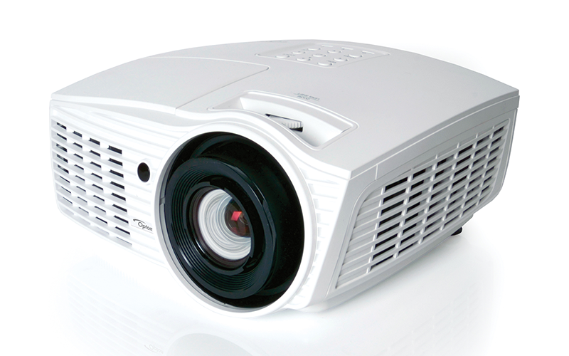 Máy chiếu OPTOMA HD37 chuyên dùng cho nhu cầu giải trí phim tại gia