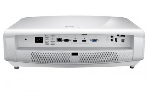 Máy chiếu 4K Optoma UHD60 có độ phân giải 3840 x 2160 UHD