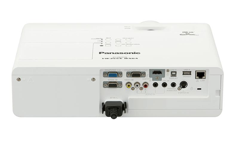 Máy chiếu Panasonic PT-VW355NA chính hãng độ sáng 4000lumens