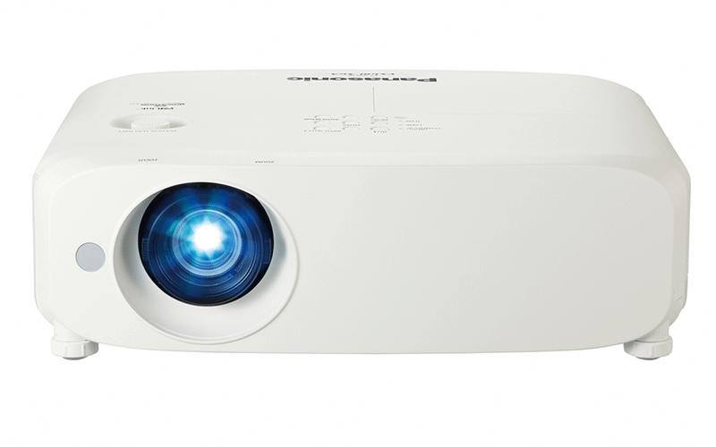 Máy chiếu Panasonic PT-VW540 thuộc dòng máy chiếu 3LCD