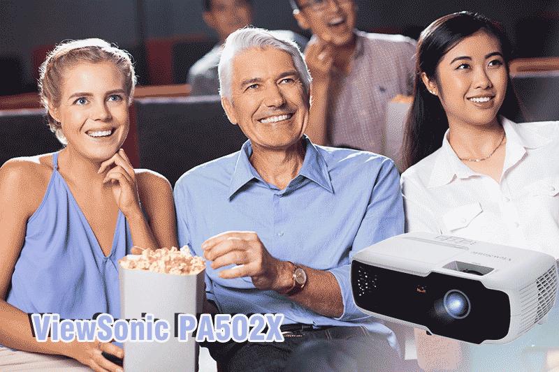 Máy chiếu ViewSonic PA502X chính hãng giá rẻ nhất thị trường