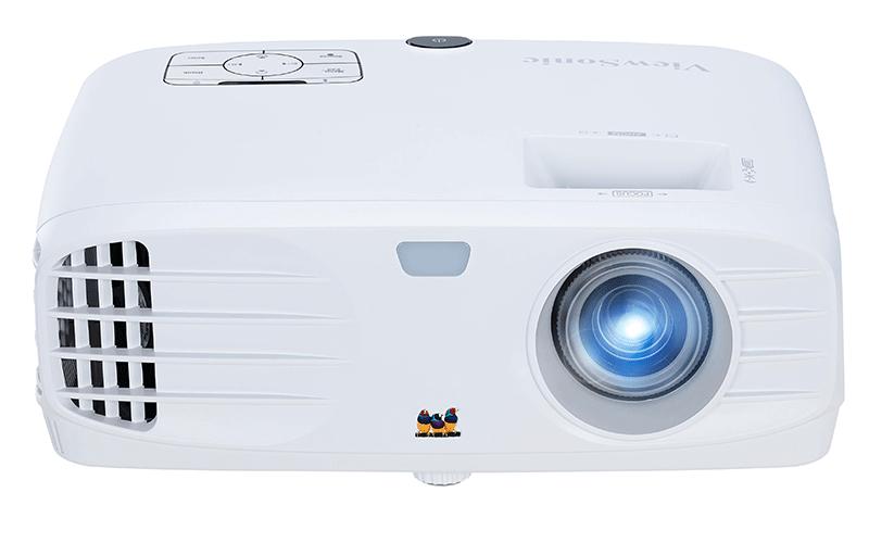 ViewSonic PG705WU thuộc dòng máy công nghệ DLP