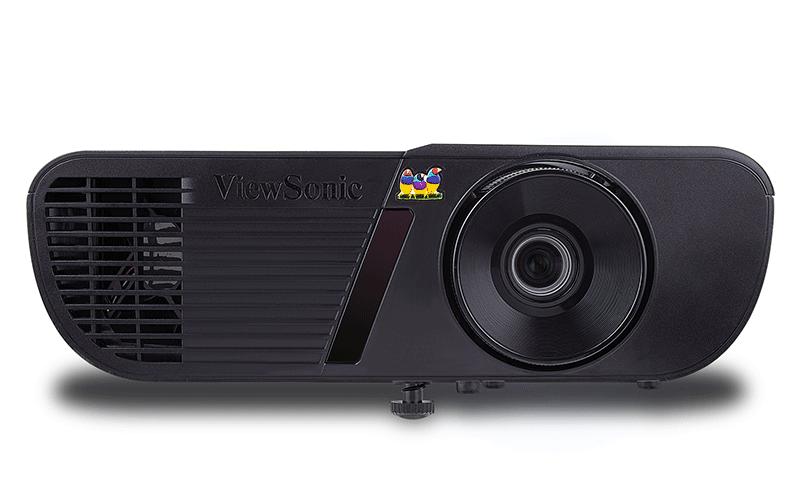 Máy chiếu phim ViewSonic PJD5255L 3D full HD dành cho gia đình