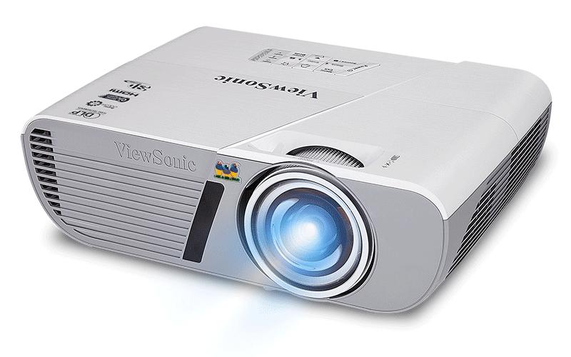 Máy chiếu ViewSonic PJD5353LS chính hãng, độ sáng 3500lumens