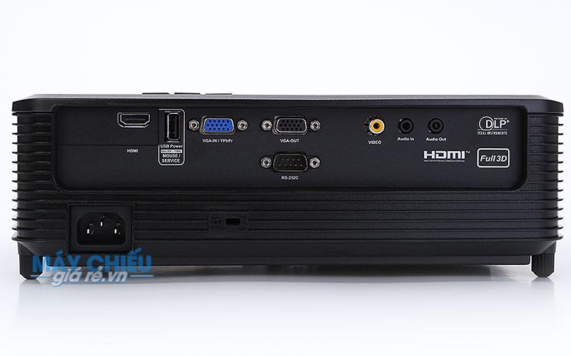 Máy chiếu dạy học Optoma PS368 độ sáng 3800 ANSI Lumens