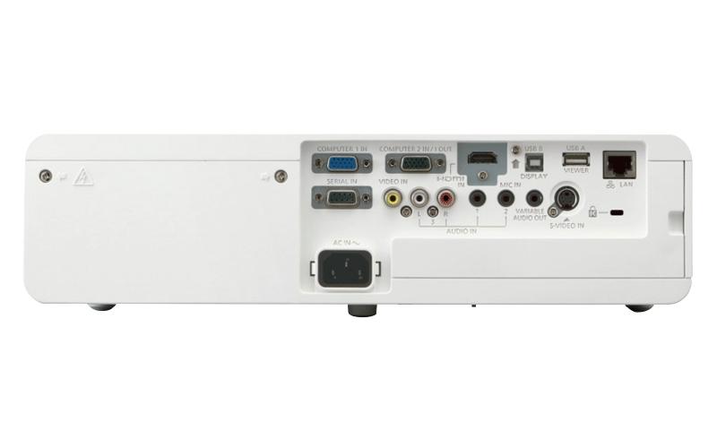 Panasonic PT-VW350A sở hữu cường độ sáng cao 4000 ANSI Lumens
