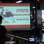 VNPC cho thuê Máy chiếu tổ chức sự kiện tại CITIGYM TpHCM