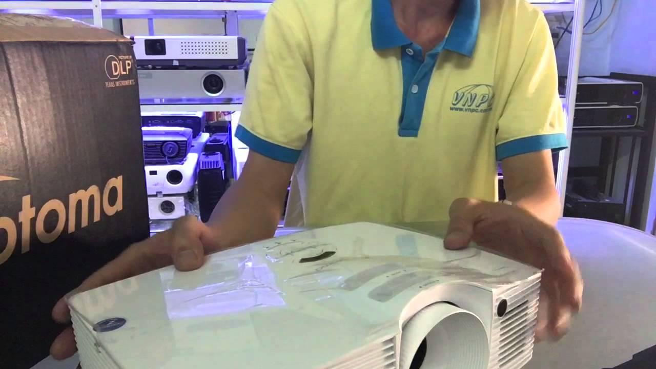 Video đánh giá Máy chiếu Optoma HD200D chính hãng tại VNPC