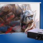 Máy chiếu 3D giá rẻ