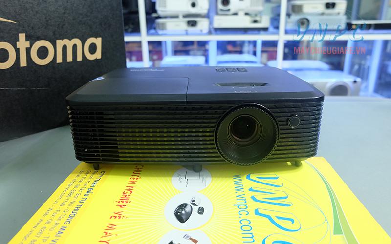 Máy chiếu phim Optoma PS368 cho nhu cầu giải trí như chiếu phim HD 3D