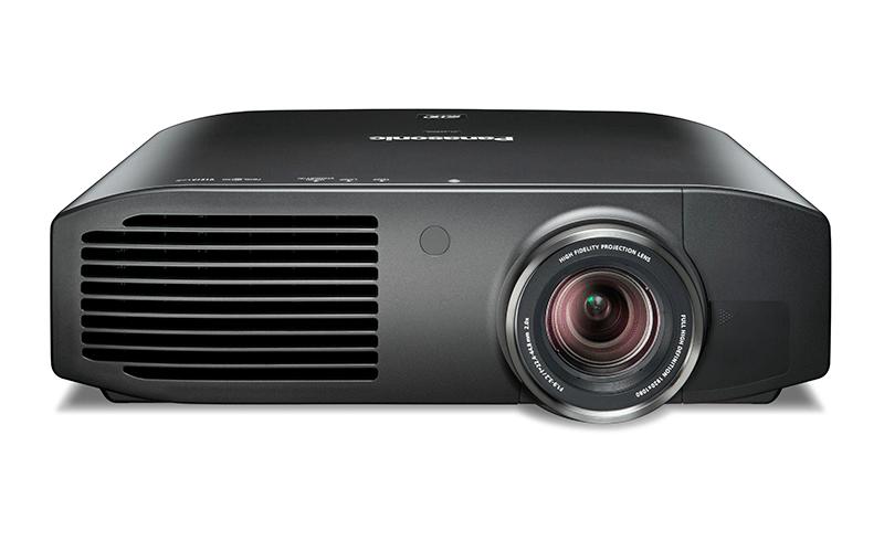 Máy chiếu Panasonic PT-AE8000E phân giải Full HD