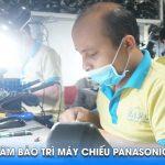 VNPC là trung tâm bảo trì máy chiếu Panasonic hàng đầu tại Việt Nam