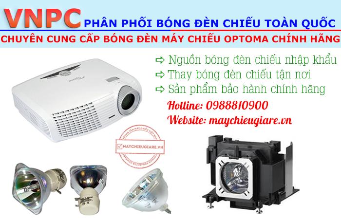 Dịch vụ thay bóng đèn máy chiếu optoma chính hãng trên toàn quốc