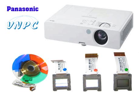 Chuyên thay LCD máy chiếu Panasonic giá rẻ tại TpHCM
