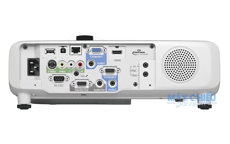 Máy chiếu Epson EB-536Wi có độ sáng 3400 AnsiLumens