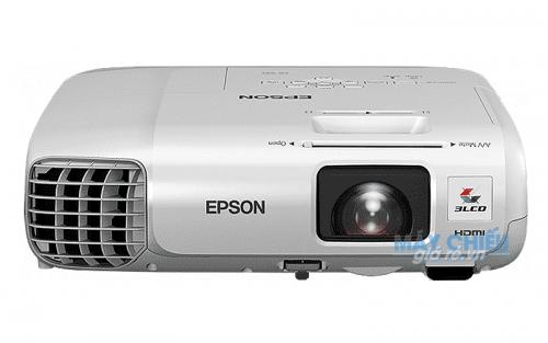 Máy chiếu Epson 955WH lựa chọn tuyệt vời cho các lớp học