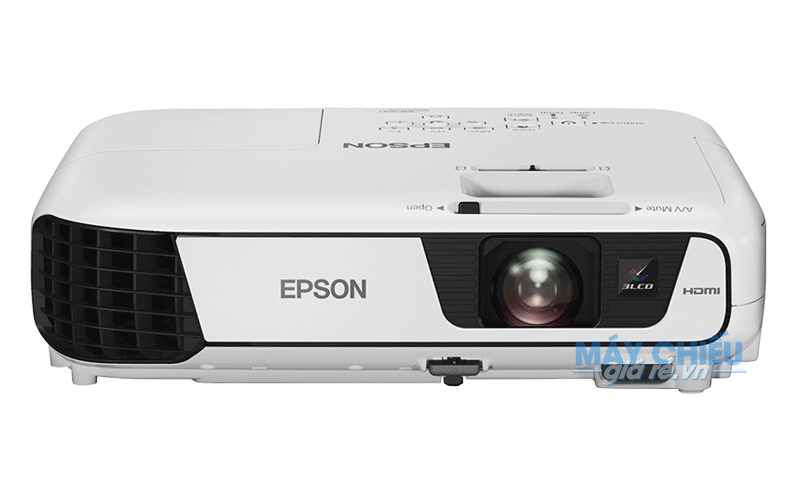Máy chiếu mới giá rẻ EPSON EB-U32 trình chiếu wireless