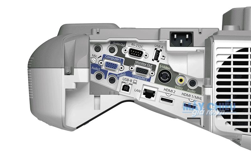 Máy chiếu Epson EB-580 có độ sáng 3200 AnsiLumens