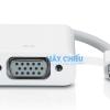 CápMini DisplayPort to VGA Adapter kết nối Macbook với máy chiếu