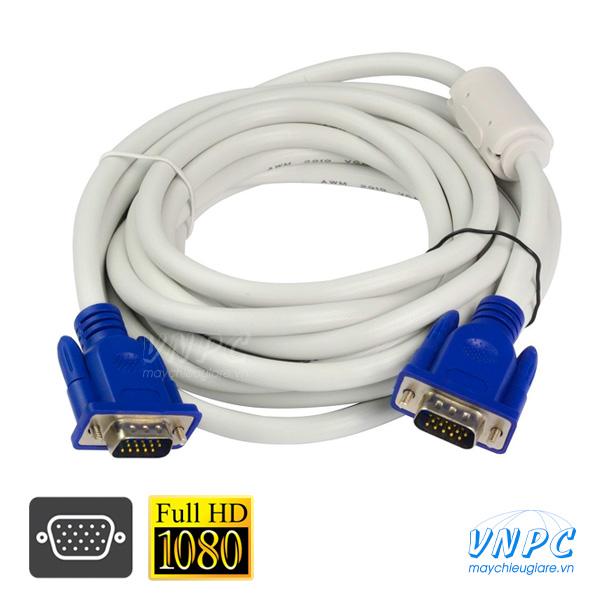 Cáp tín hiệu VGA chính hãng, dây cáp VGA giá rẻ