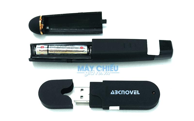 Bút trình chiếu ABCNOVEL A101dùng lật trang Slide