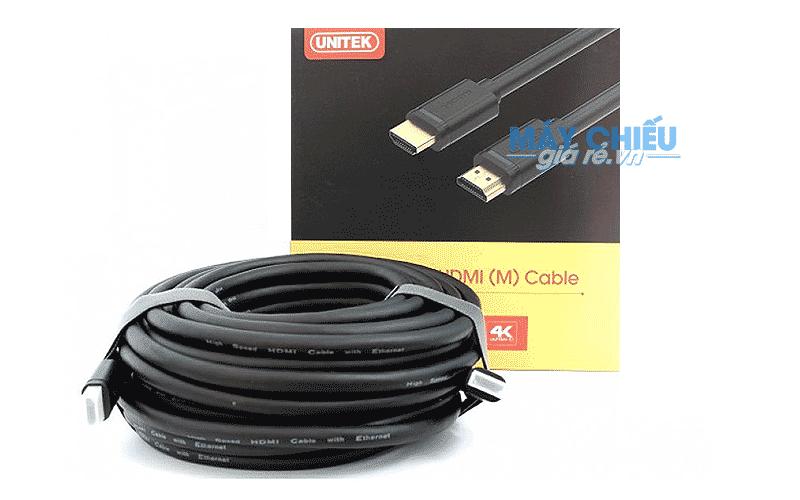 Cáp tính hiệu máy chiếu HDMI UNITEK 1.4 chính hãng