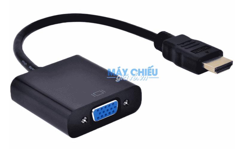 Cáp chuyển đổi HDMI sang VGA chính hãng giá rẻ nhất toàn quốc