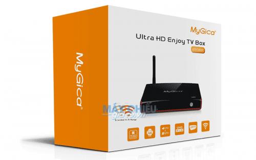 Đầu phát Mygica ATV1800E PLUS độ phân giải lên tới 4K