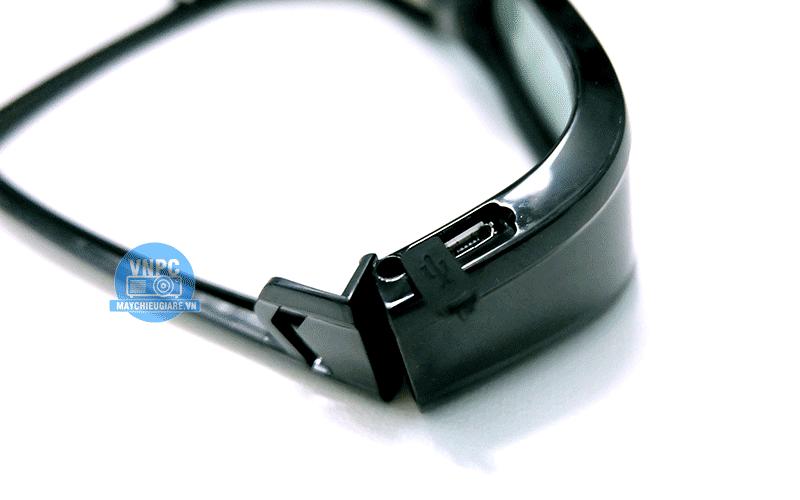 Kính 3D CineMax 2 chuyên dùng cho máy chiếu DLP