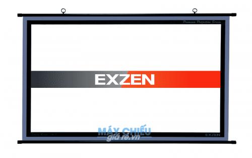 Màn chiếu chính hãng EXZEN giá rẻ do VNPC phân phối
