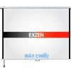 Màn chiếu treo tường chính hãng EXZEN công nghệ Hàn Quốc