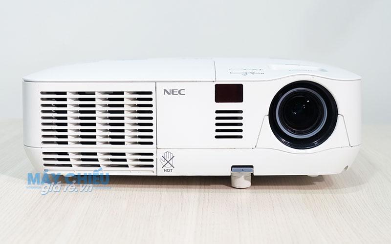 Máy chiếu cũ Nec V230 độ sáng 2500 Ansi Lumens chính hãng giá rẻ