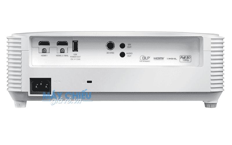 Optoma HD27e chuyên dụng cho nhu cầu giải trí phim