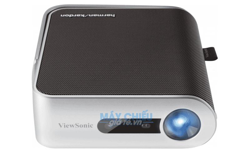 Máy chiếu ViewSonic M1 thiết kết nhỏ gọn dễ mang theo bên mình