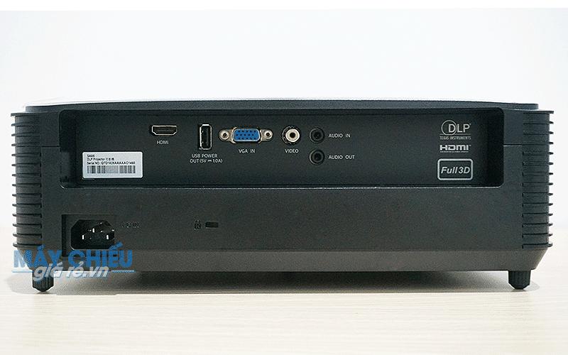 Optoma SA500 công nghệ DLP chip độ sáng 3600 ANSI lumens