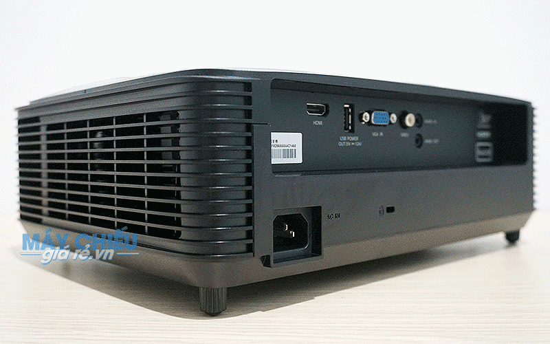 Máy chiếu Optoma SA500 giá rẻ độ sáng cao 3600 AnsiLumens công nghệ DLP